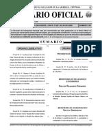 Decreto 43 Reforma Decreto 1087 Procafe