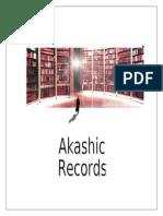 Akashic Records Manual