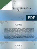 Gestion Logidtica de La Dfi