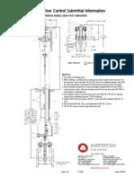 Model a240 Indicator Post