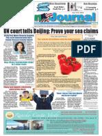 Asian Journal June 6, 2014 Edition