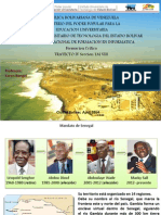 INFORMATICA, TECNOLOGIA Y INFRASTRUCTURA EN  SENEGAL