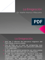 Semana 3 - 2 La Emigracion