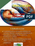 Semana 10 - 1 - La Globalización