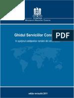 Ghidul Serviciilor Consulare