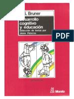 Desarrollo Cognitivo y Educacion