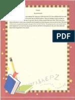 creative paragraphs 1