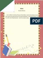 creative paragraphs 6