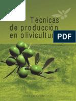 Tecnicas de Produccion en Olivicultura