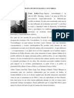 Biografia de Franz Kafka