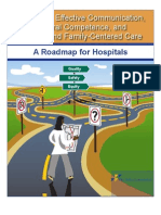 A Roadmap for Hospitals Final Version 727