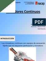 Minador Continuo(Modificaciones)01