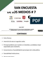 Gran Encuesta de Medios elecciones 2014 junio.pdf