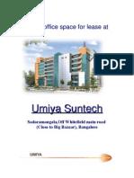 Suntech Proposal RKN