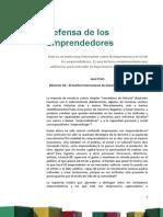 Módulo 3 - Defensa de Los Emprendores