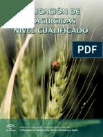 Aplicación de Plaguicidas. Nivel Cualificado_2013