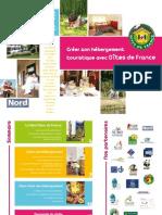 Brochure Porteur Projet Gites France Nord