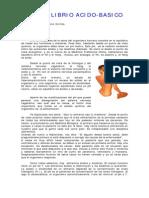Mariano Jose Bueno Cortes - El Equilibrio Acido Basico