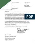 DHHS Audit of Foster Care Nebraska 2003