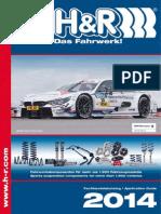 350CDI 29005-1 H+R Federn Tieferlegung Mercedes GLK  4Matic  320CDI