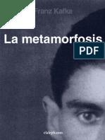 13099635 La Metamorfosis