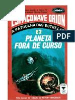 E02 - Planeta fora de curso