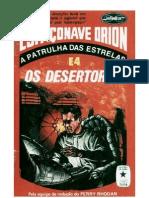 E04 - Os desertores