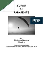 Parapente Manobras - Max