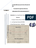 Lab. de Instrumentacion II, Practica No.4