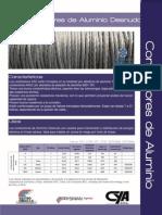 04 - Cable Aluminio