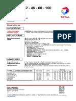 Spesifikasi Oli Preslia Iso VG 32-46