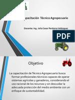 promocion tecnico agropecuario