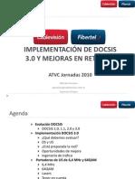 Atvc2010 Implementacindedocsis3 0ymejorasenretorno 100915063236 Phpapp02
