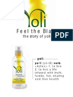 Yoli Corp Brochure - The Yoli Story