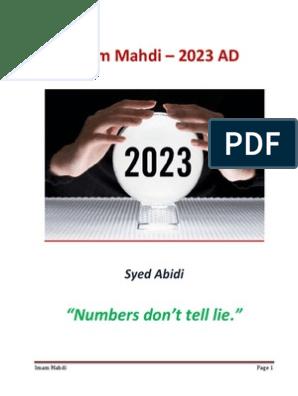 Imam Mahdi - 2023 | Nostradamus | Ali