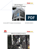 BKF7714 LTE CVT Report(Sripatum University-Building 9) v2.0