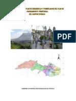 Plan de Desarrollo y Ordenamiento Territorial Del Cantón Otavalo
