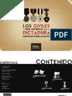 CTERA Civiles y Dictadura
