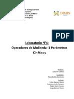 Informe 4 Parametros Cineticos