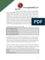 14660424 PHPVariabel Dalam PHP