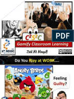 Gamify Classroom Learning with the C2S2C Method!