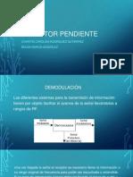 Detector Pendiente