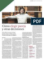 Dan Ariely - Ensayo