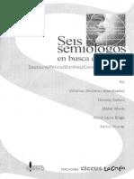 Seis Semiologos - Greimas