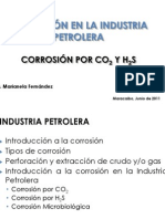 Corrosion Por Co2 y H2S