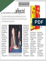 Extracto El Mercurio 20100124