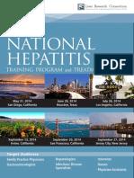Scripps Conference - 2014 National Hepatitis B & C