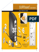 SURFboard Cable Modem