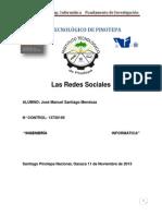 Instituto Tecnológico de Pinotepa - Jose Manuel Santiago Mendoza