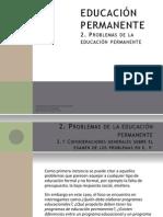 Educación Permanente (Unidad 2)